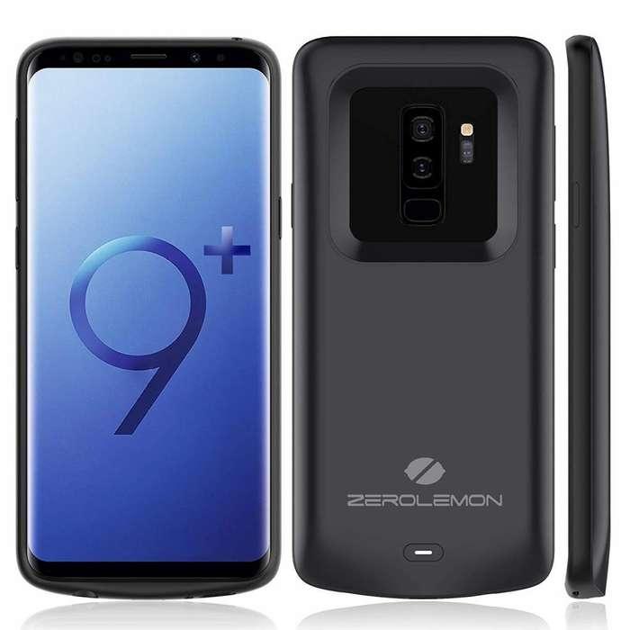 Galaxy S9 Plus Power Case Bateria Cargador 5200mah Zerolemon