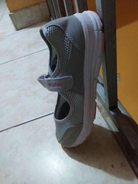 Zapatillas de Moda Talla Unica 38