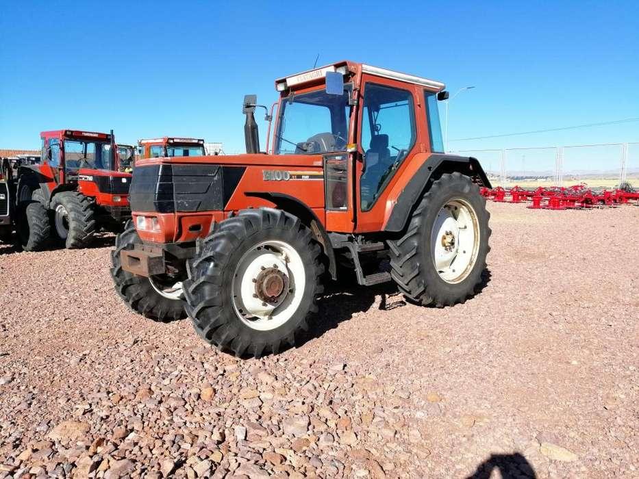 Tractor Agrícola FIAT F100