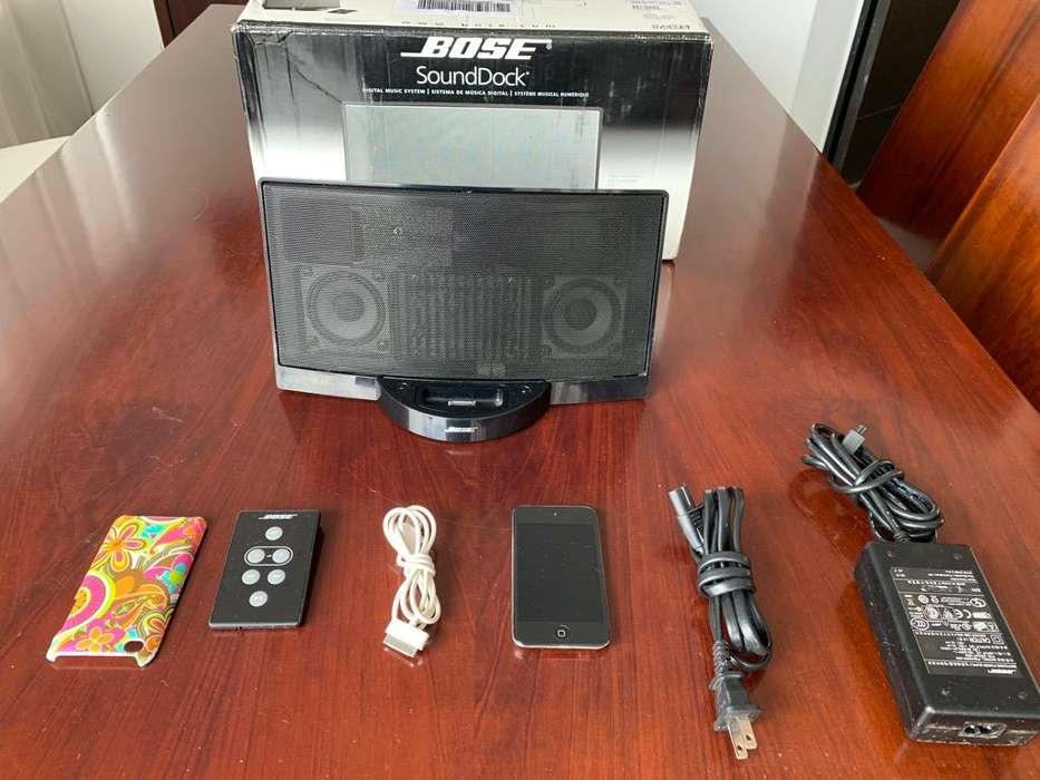 iPod 3 32 Gb Bose Sounddock Serie 1