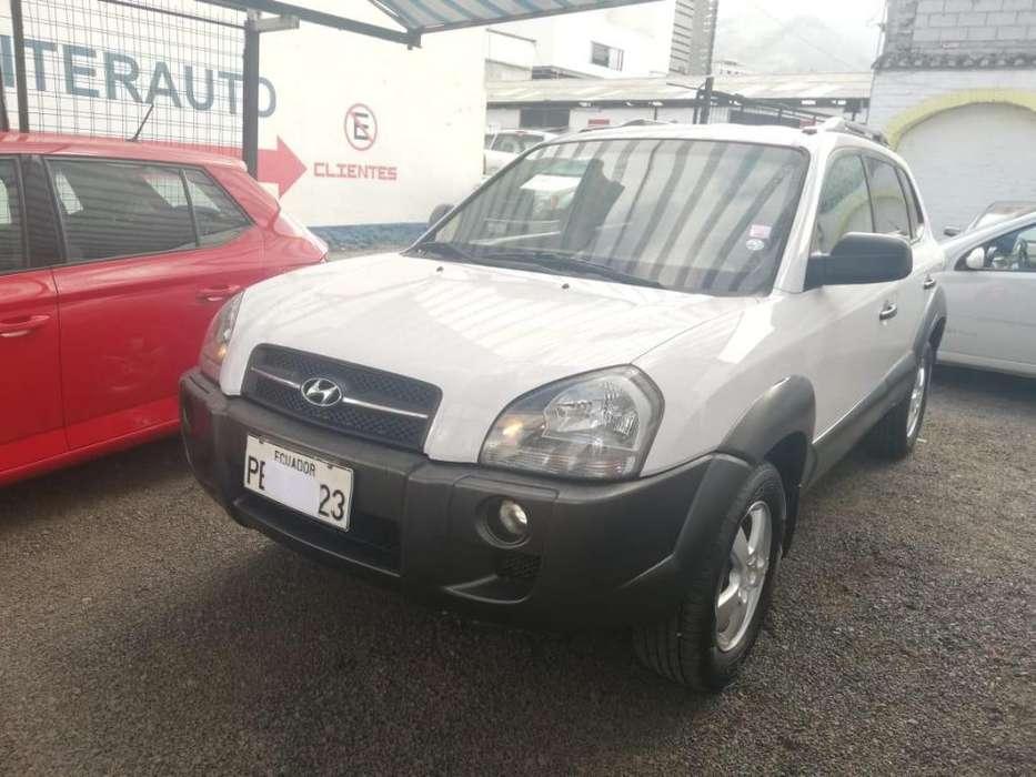 Hyundai Tucson 2008 - 145000 km
