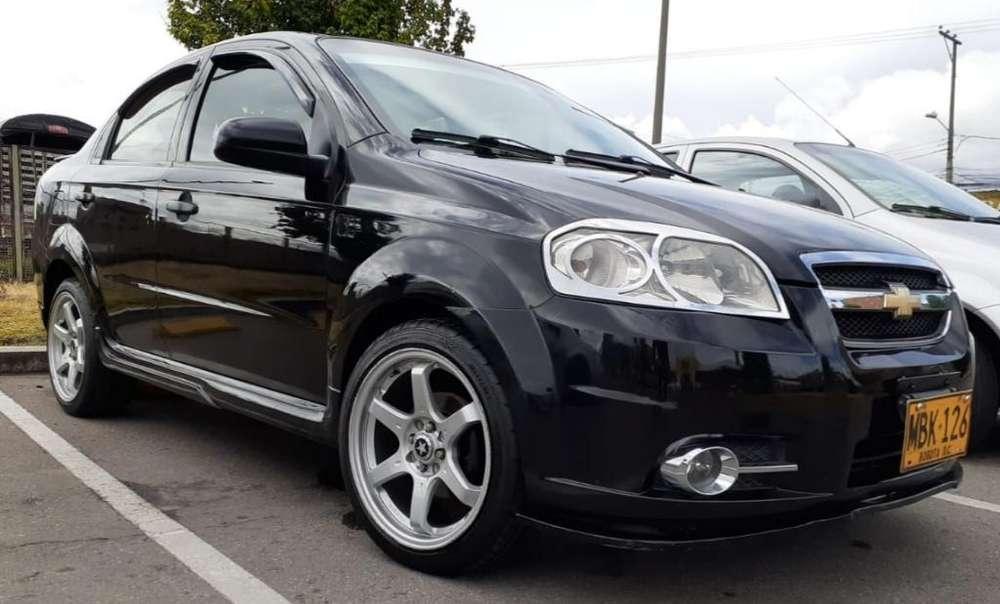 Chevrolet Aveo Emotion 2012 - 58000 km