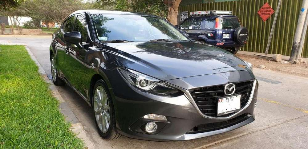 Mazda Mazda 3 2016 - 36800 km