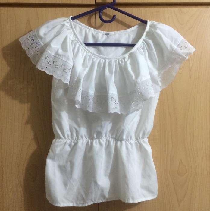 Disfraz completo Campesina talla 10-14 niña y adulto usados
