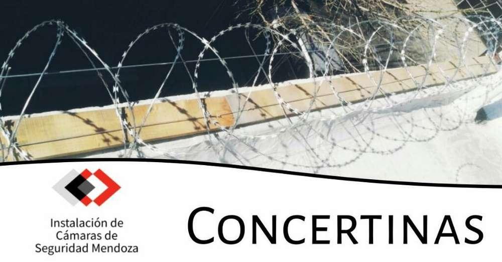 Concertina Instalacionmza