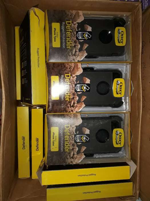 Fundas Otterbox iPhone 6, 7 Y 8 Plus