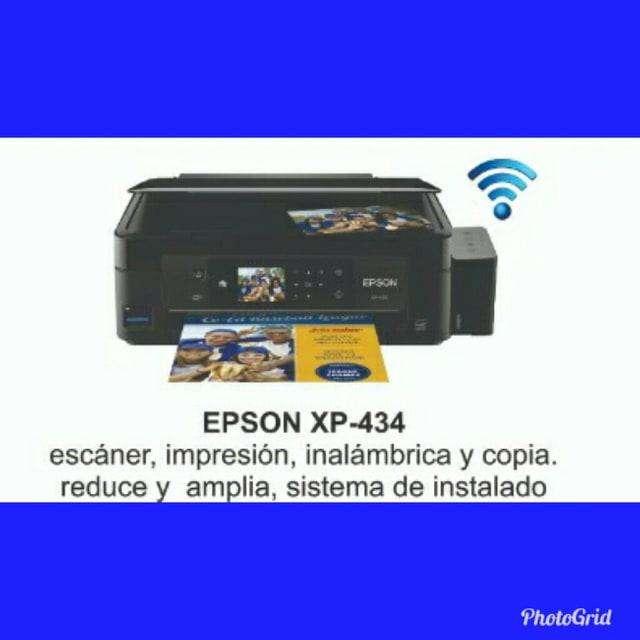 IMPRESORA EPSON XP-434