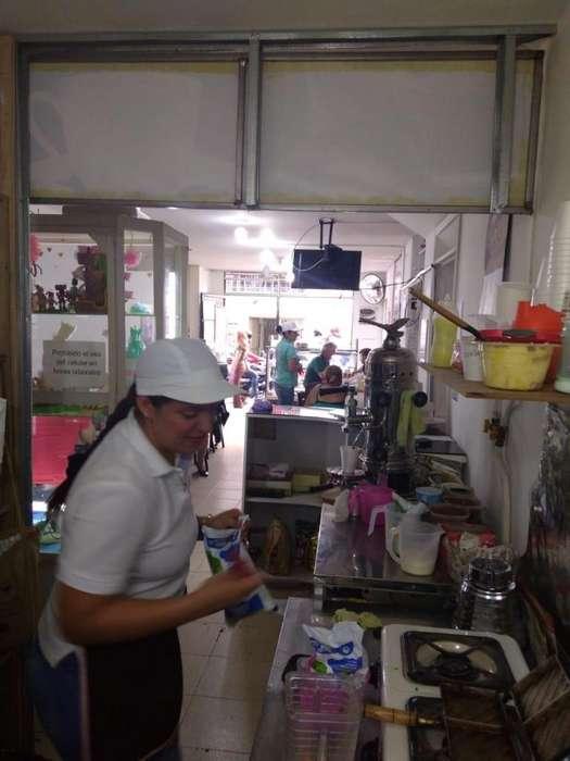 Se vende panaderia cafeteria y pasteleria centro de armen t 3156626444