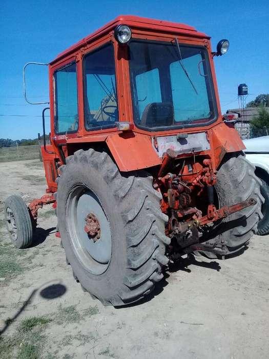 Tractor Y Rastra