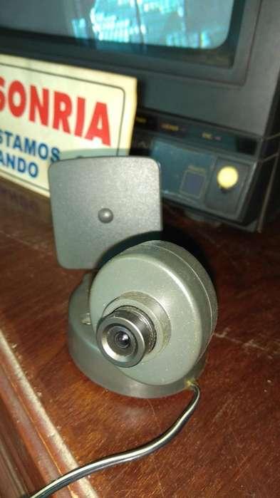 <strong>monitor</strong> Color con Sonido Cámara Cctv