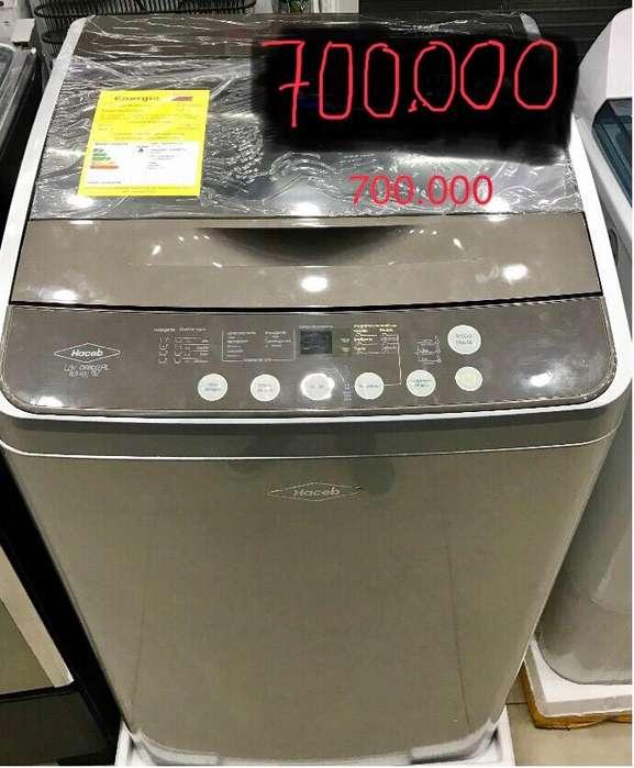 Lavadora Haceb 8.5 K Como Nueva!
