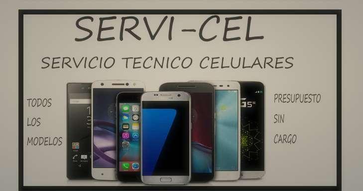 Servicio técnico y Reparación de Celulares