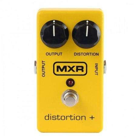 MXR distortion () plus pedal guitarra
