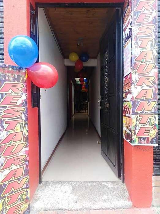 Restaurante ubicado en Facatativ