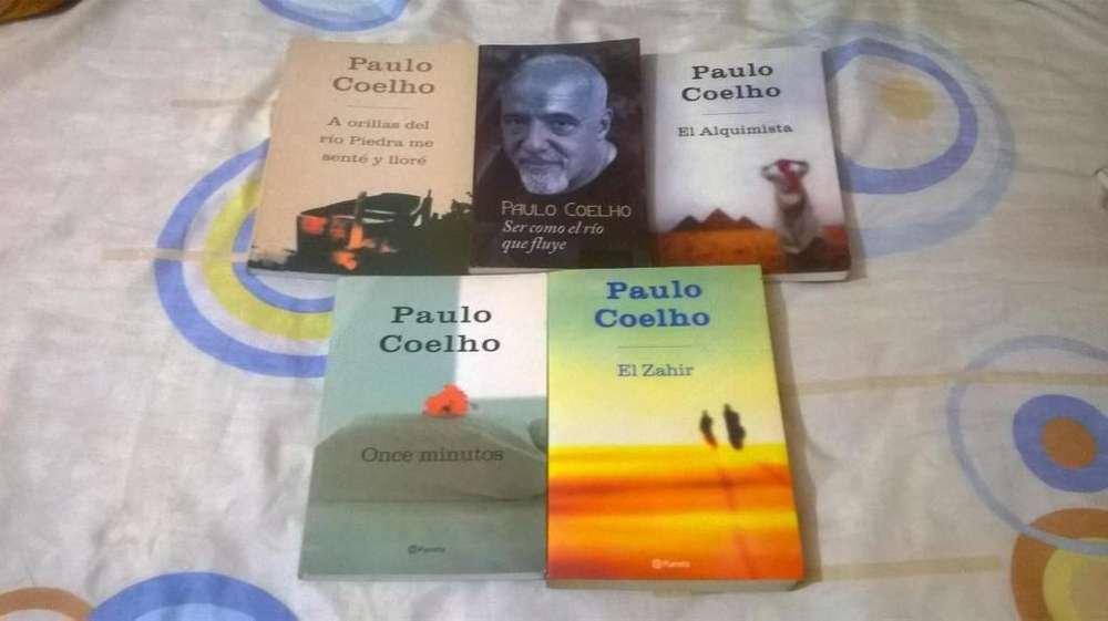 Paulo Coelho - 5 Libros
