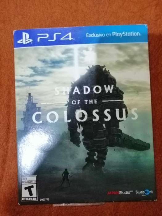 Vendo Juegos Horizon Y Shadow Colossus