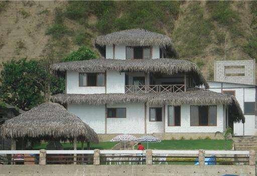 Casa Frente Al Mar Cerca de Olon