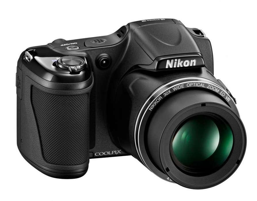 Camara Nikon L820