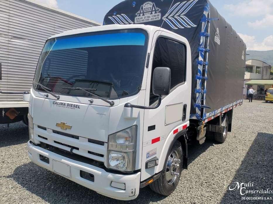 Chevrolet NNR, Estacas, Mod 2012