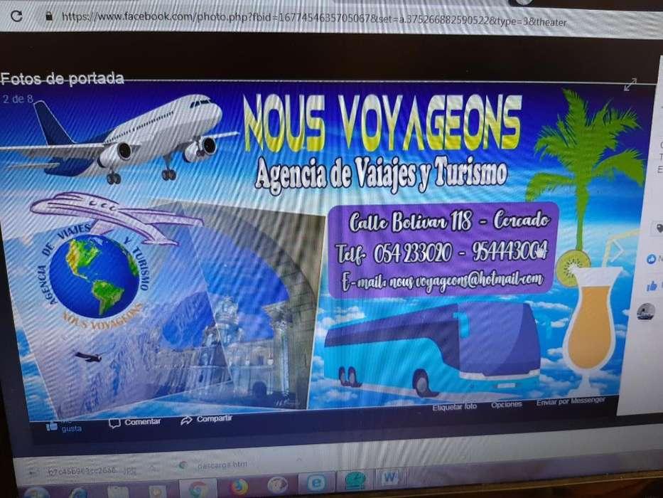 Practicas en Agencia de Viajes Y Turismo
