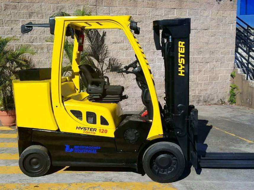 MONTACARGAS HYSTER 2010 /6 T