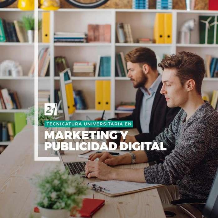 Tecnicatura en Marketing y Publicidad Digital - Universidad Siglo 21 Gualeguaychú