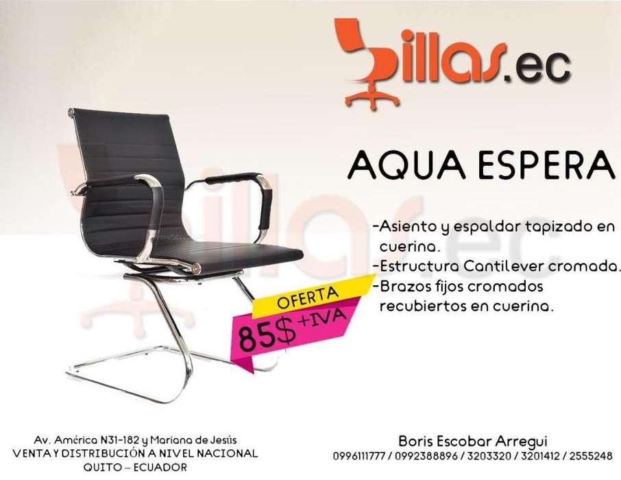 Sillones para oficina Aqua Espera