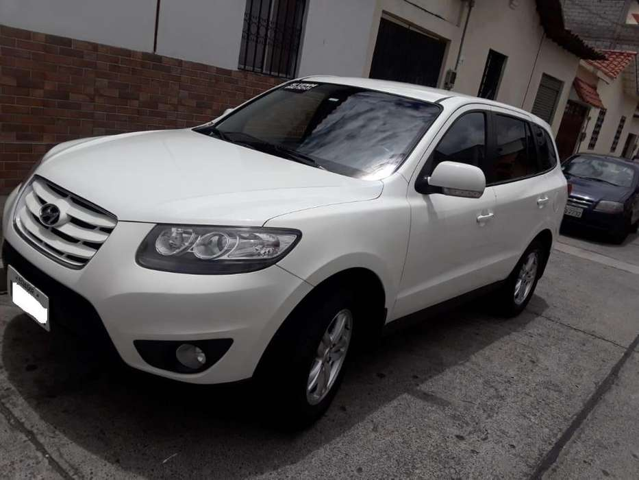 Hyundai Santa Fe 2012 - 124000 km