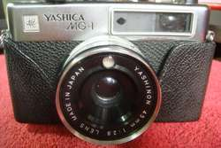 Cámara Yashica Mg1