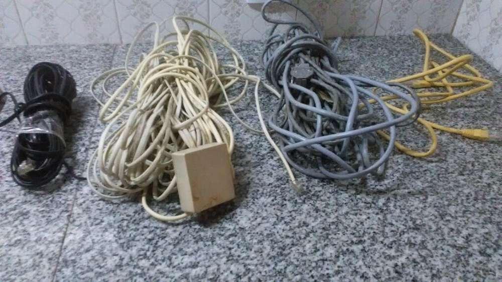 Cables de <strong>telefono</strong>. Oferta