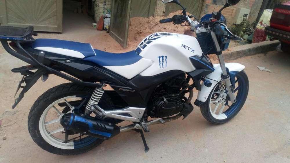 Moto akt rtx 150 modelo 2014