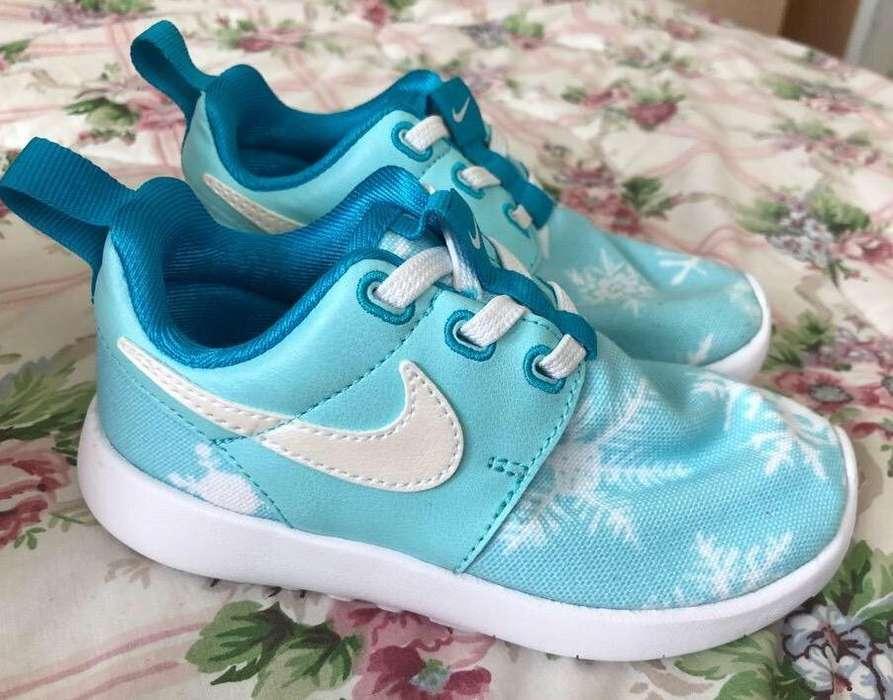 Zapatillas de Niña Nike Talla 9