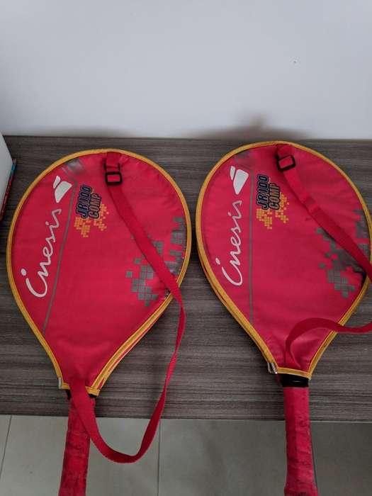 Raquetas Inesis Jr100 Comp