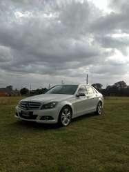 Mercedes C200 Blue Efficiency 2012