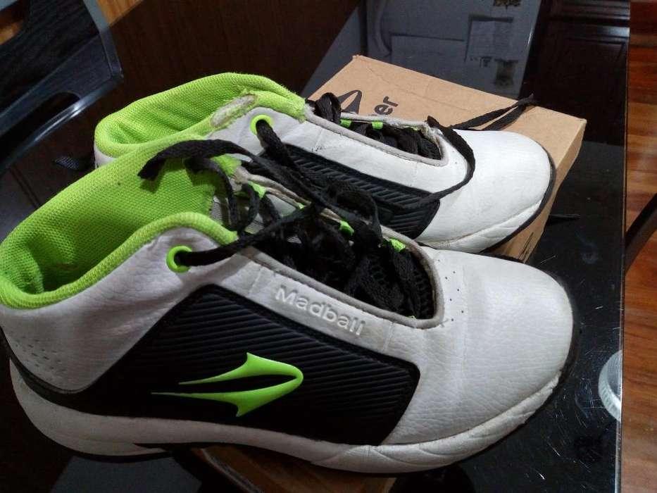 Zapatillas de Básquet Topper