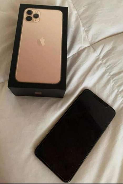 iPhone X11 Pro Max 256 Gb Nuevo sin Uso