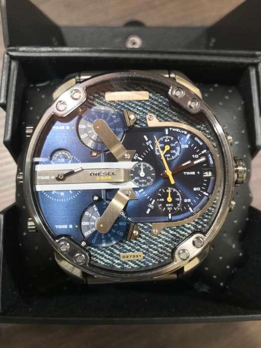 Reloj Diesel Mr Daddy 2.0 DZ7331 Nuevo Para Hombre