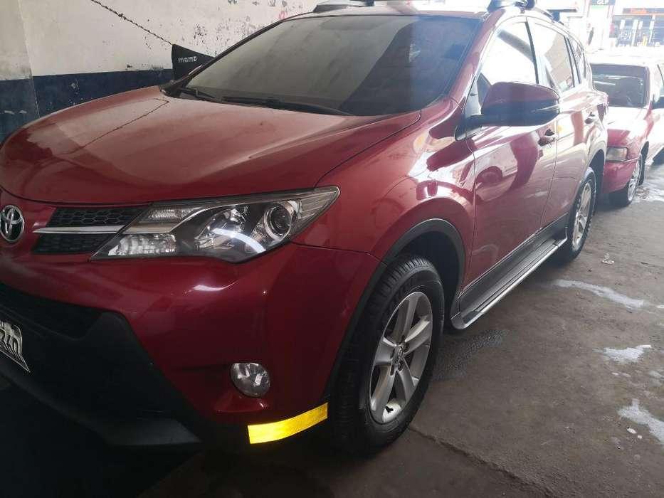 Toyota RAV4 2013 - 70000 km