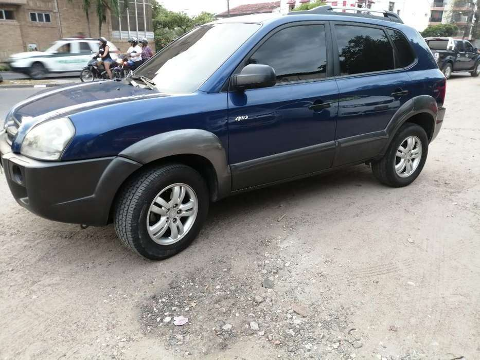 Hyundai Tucson 2009 - 144738 km