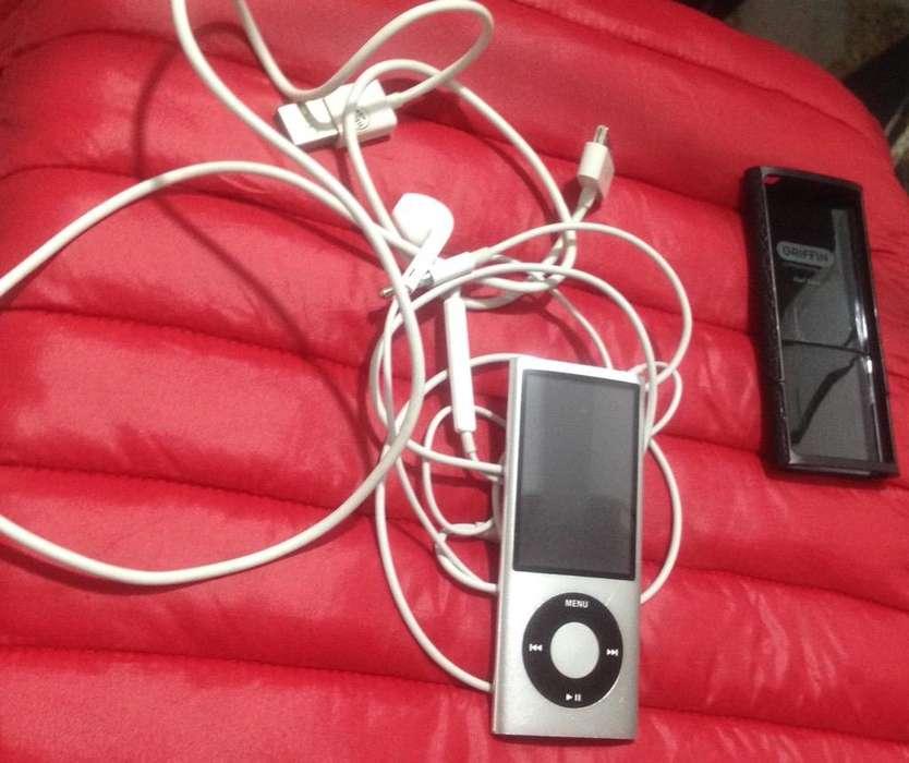 <strong>ipod</strong> Nano 5 8Gb Radio