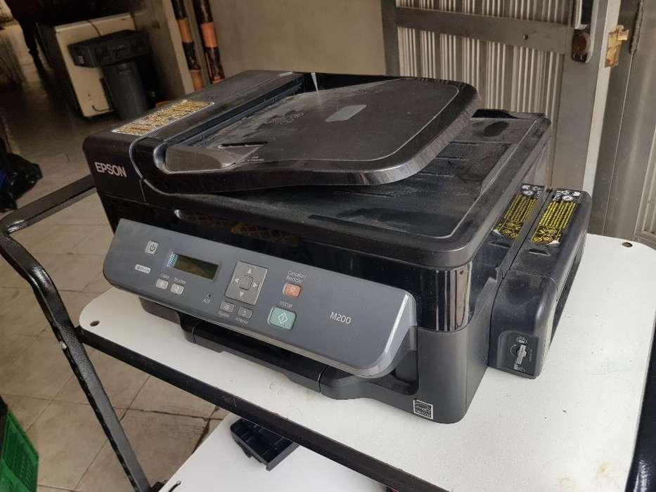 Impresora Epson de Alto Rendimiento