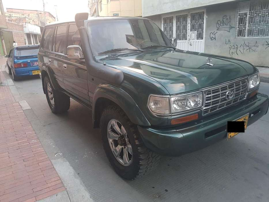 Toyota Burbuja 1996 - 170000 km