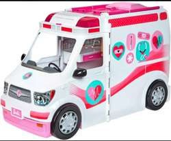 Ambulanvia de La Barbie Nueva
