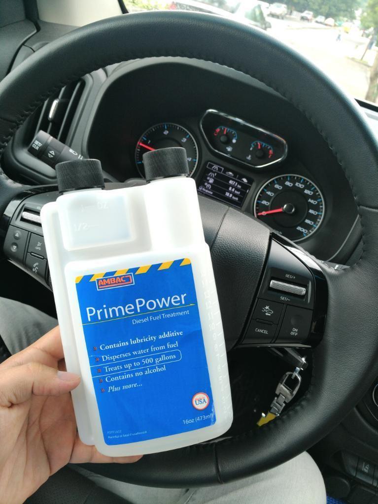 Aditivo para Diésel Prime Power