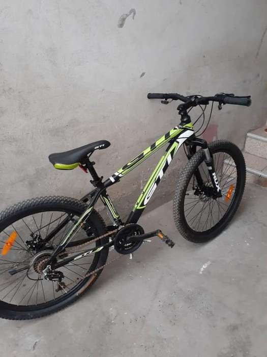 Se vende <strong>bicicleta</strong> profesional marca GTI.