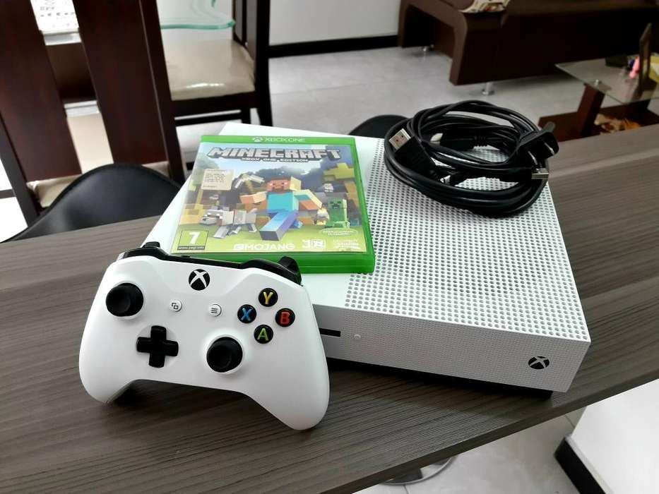 Ganga Vendo Consola Xbox One S 4k 500 Gb