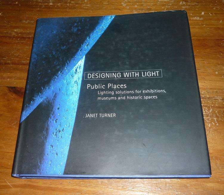 Designing With Light . Public Places . Libro en ingles. diseño de Iluminacion en lugares publicos. Turner