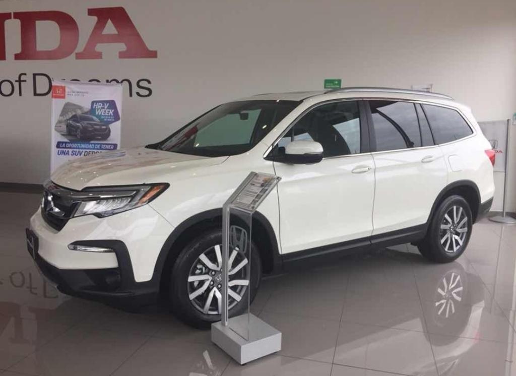 Honda Pilot EXL 2019