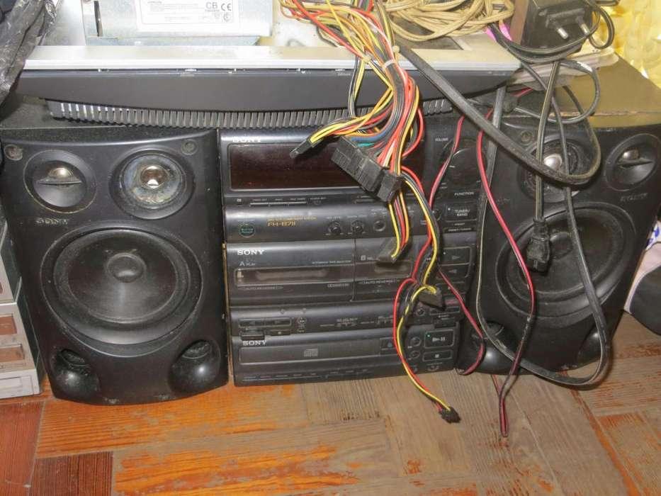 Sony E quipo Audio FH B711
