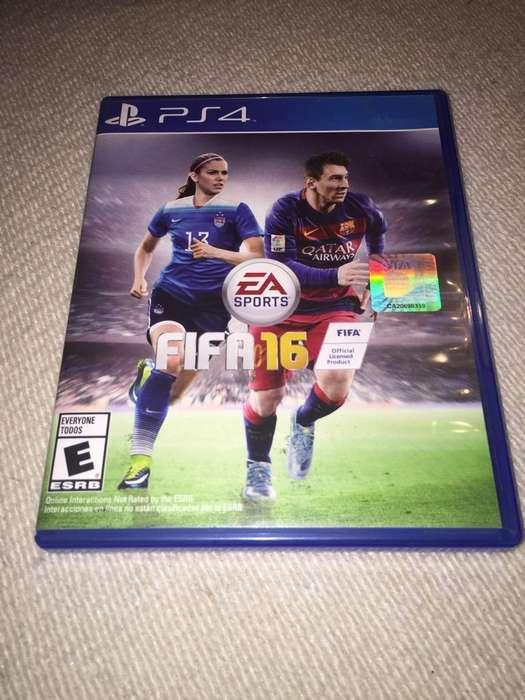 Fifa16 PS4 Fisico Original